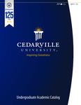 2011-2012 Undergraduate Academic Catalog