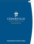 2010-2011 Undergraduate Academic Catalog by Cedarville University
