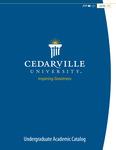 2010-2011 Undergraduate Academic Catalog