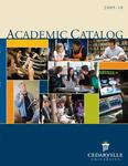 2009-2010 Undergraduate Academic Catalog