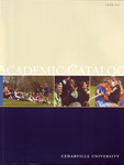 2008-2009 Undergraduate Academic Catalog by Cedarville University