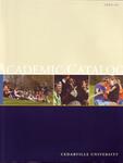 2008-2009 Undergraduate Academic Catalog
