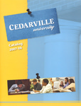 2007-2008 Academic Catalog by Cedarville University