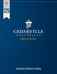 2012-2013 Graduate Academic Catalog