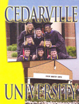 2002-2003 Academic Catalog by Cedarville University