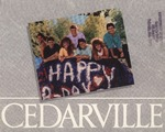 1991-1992 Academic Catalog by Cedarville College