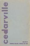 1967-1968 Academic Catalog