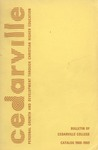 1968-1969 Academic Catalog