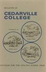1970-1971 Academic Catalog