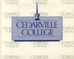 1990-1991 Academic Catalog by Cedarville College