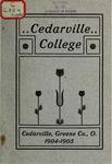 1904-1905 Academic Catalog