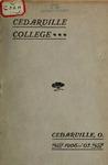 1906-1907 Academic Catalog