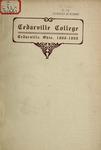 1908-1909 Academic Catalog