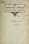 1909-1910 Academic Catalog