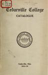 1914-1915 Academic Catalog