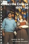 1979-1980 Academic Catalog by Cedarville College