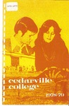 1978-1979 Academic Catalog by Cedarville College