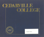 1982-1983 Academic Catalog by Cedarville College