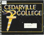 1981-1982 Academic Catalog by Cedarville College