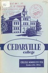 1957-1958 Academic Catalog by Cedarville College