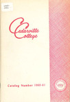 1960-1961 Academic Catalog by Cedarville College