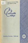 1959-1960 Academic Catalog