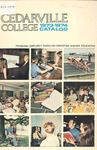 1973-1974 Academic Catalog by Cedarville College