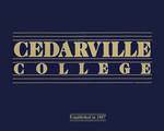 1988-1989 Academic Catalog by Cedarville College