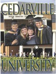 2001-2002 Academic Catalog by Cedarville University