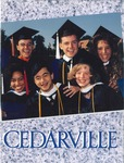 1995-1996 Academic Catalog by Cedarville College