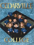 1996-1997 Academic Catalog by Cedarville College