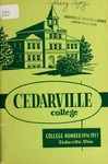 1956-1957 Academic Catalog