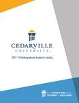 2017-2018 Undergraduate Academic Catalog