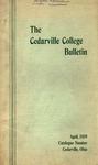 1939-1940 Academic Catalog