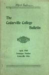 1940-1941 Academic Catalog