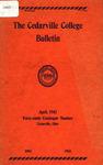 1943-1944 Academic Catalog