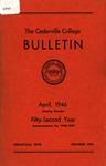 1946-1947 Academic Catalog