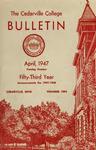 1947-1948 Academic Catalog