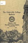 1949-1950 Academic Catalog