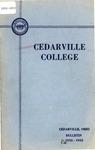 1952-1953 Academic Catalog