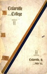 1901-1902 Academic Catalog by Cedarville College