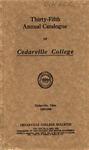 1929-1930 Academic Catalog