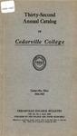 1926-1927 Academic Catalog