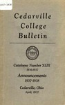 1937-1938 Academic Catalog