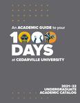 2021-2022 Undergraduate Academic Catalog by Cedarville University