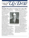 Update, Winter 1996 by Cedarville University