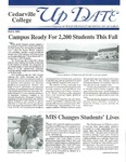 Update, Fall 1993 by Cedarville College