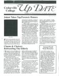 Update, Spring 1991 by Cedarville College