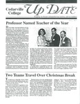 Update, Fall 1991 by Cedarville College