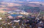 Cedarville University Campus and Surrounding Area